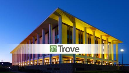 Trove at the National Library of Australia