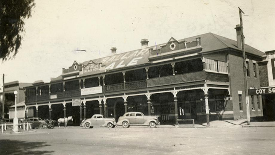 O'Donnell's Railway Hotel