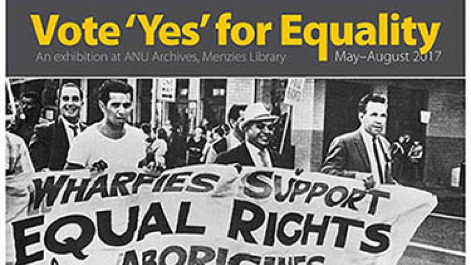Vote 'Yes' for Equality